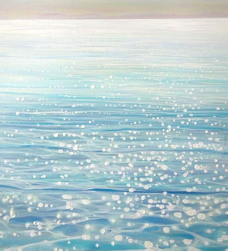white birds blue sea d4 S