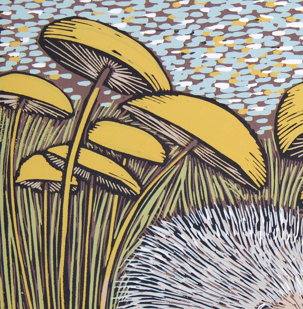 Hedgehog detail 2