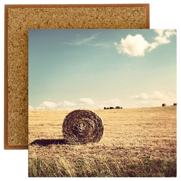 hay bales 1 photo tile