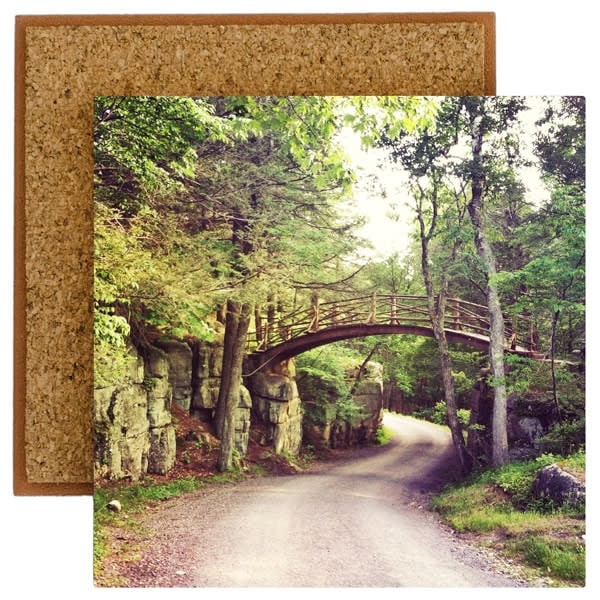 minnewaska bridge photo tile