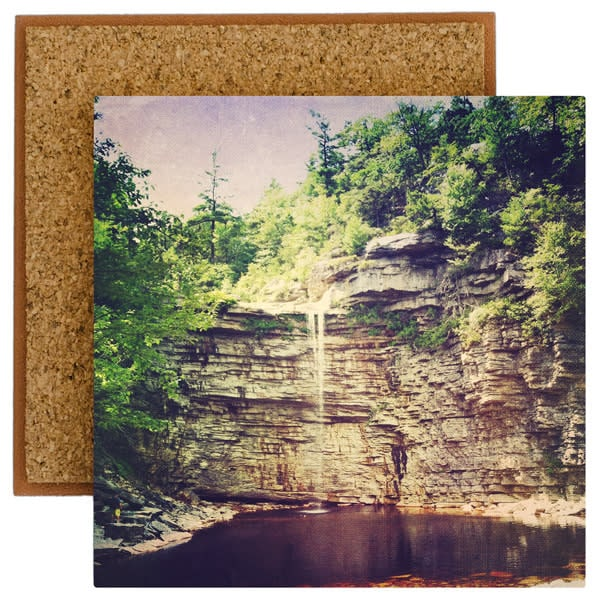 awosting falls photo tile