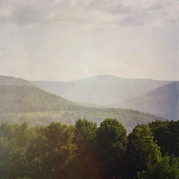 Catskill Mountain View Image