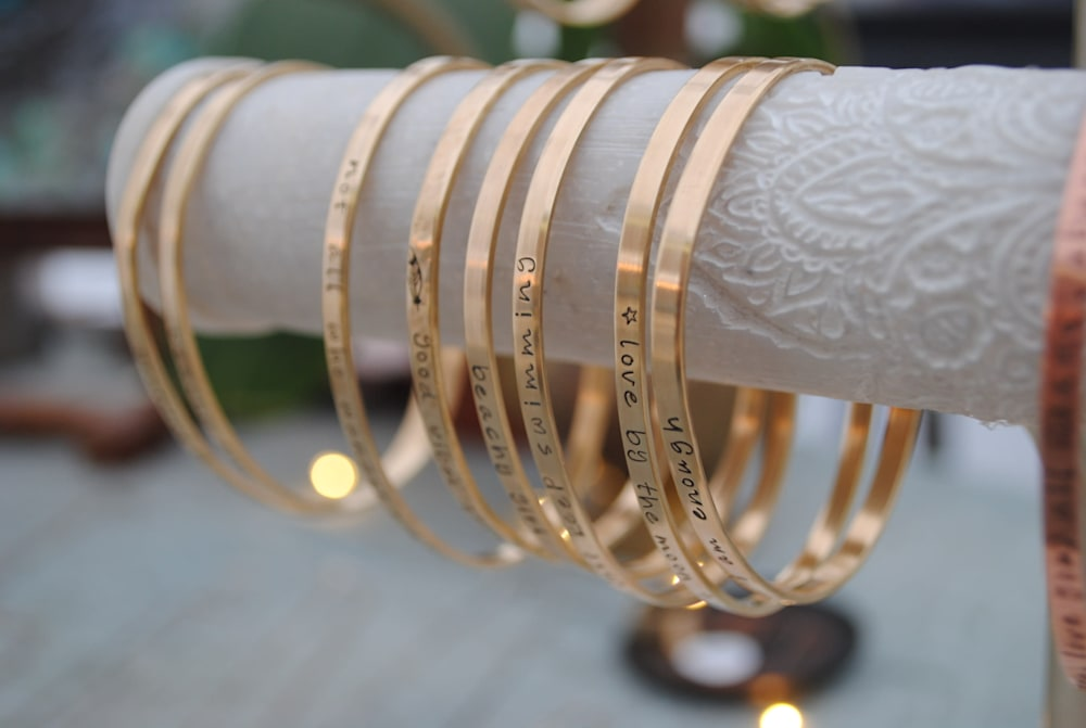 Mantra Bracelets Group