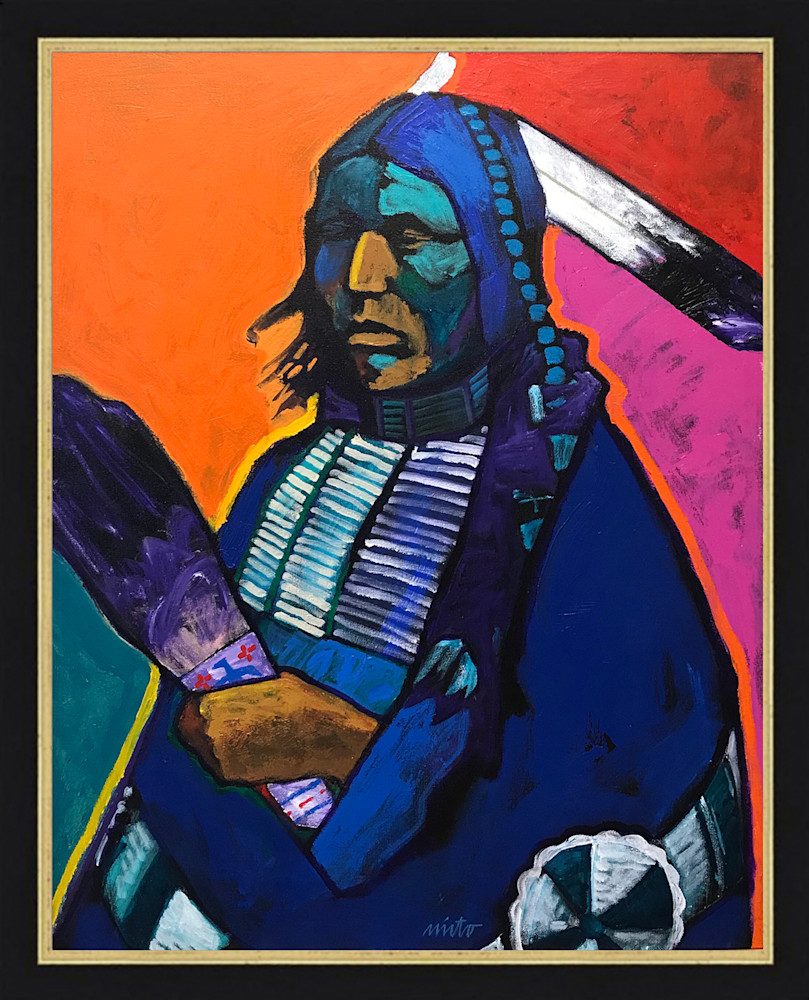Kiowa Framed