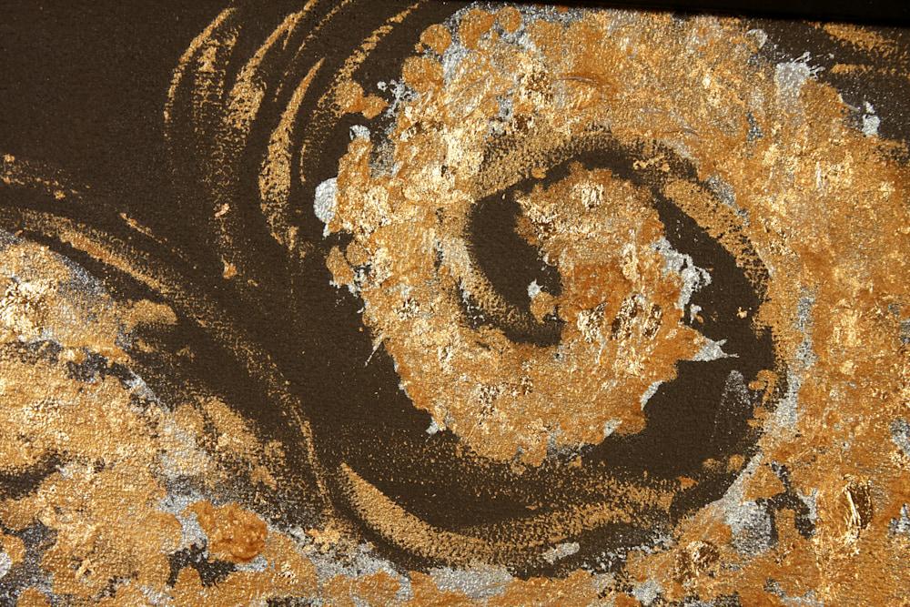 Celestial Spiral Detail