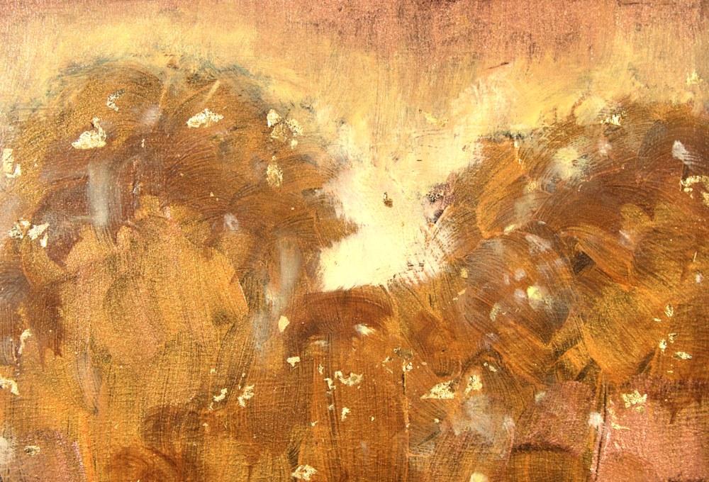 Cottonwood Guardians I Detail