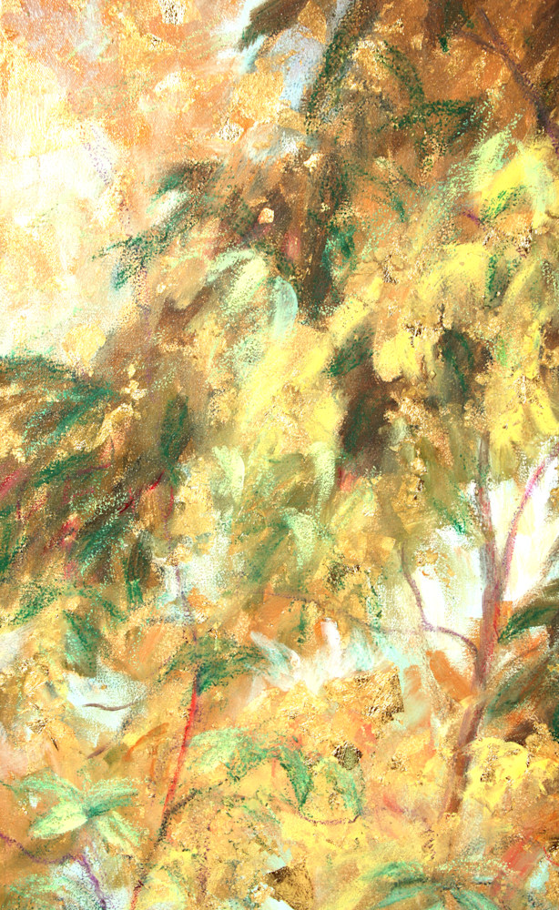 Golden Tree of Life I Detail