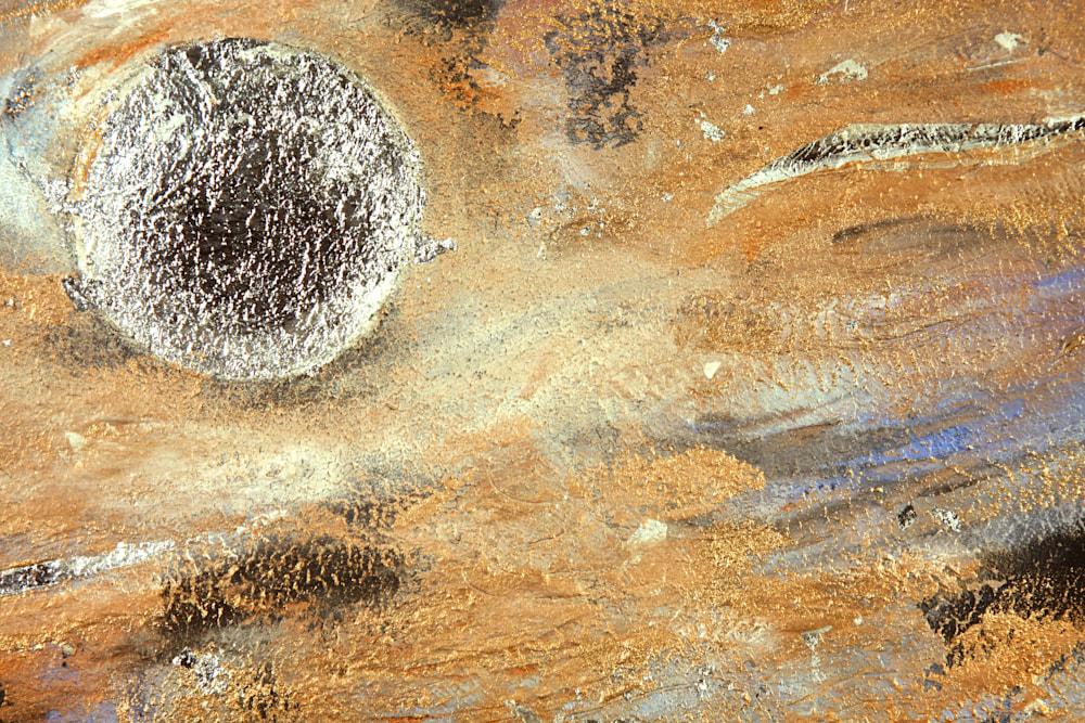 Moons of Jupiter Detail