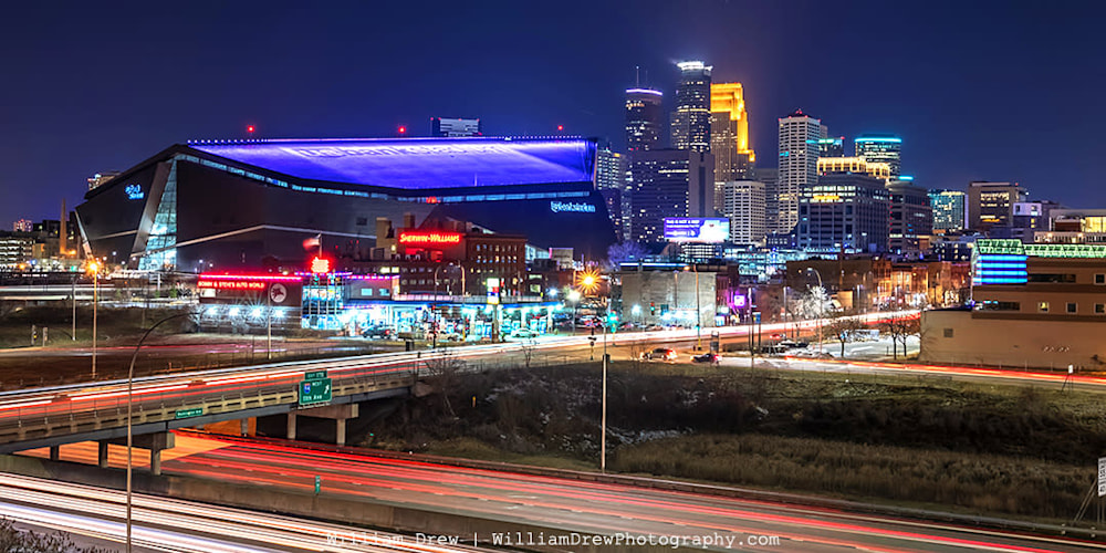 The City and Stadium sm