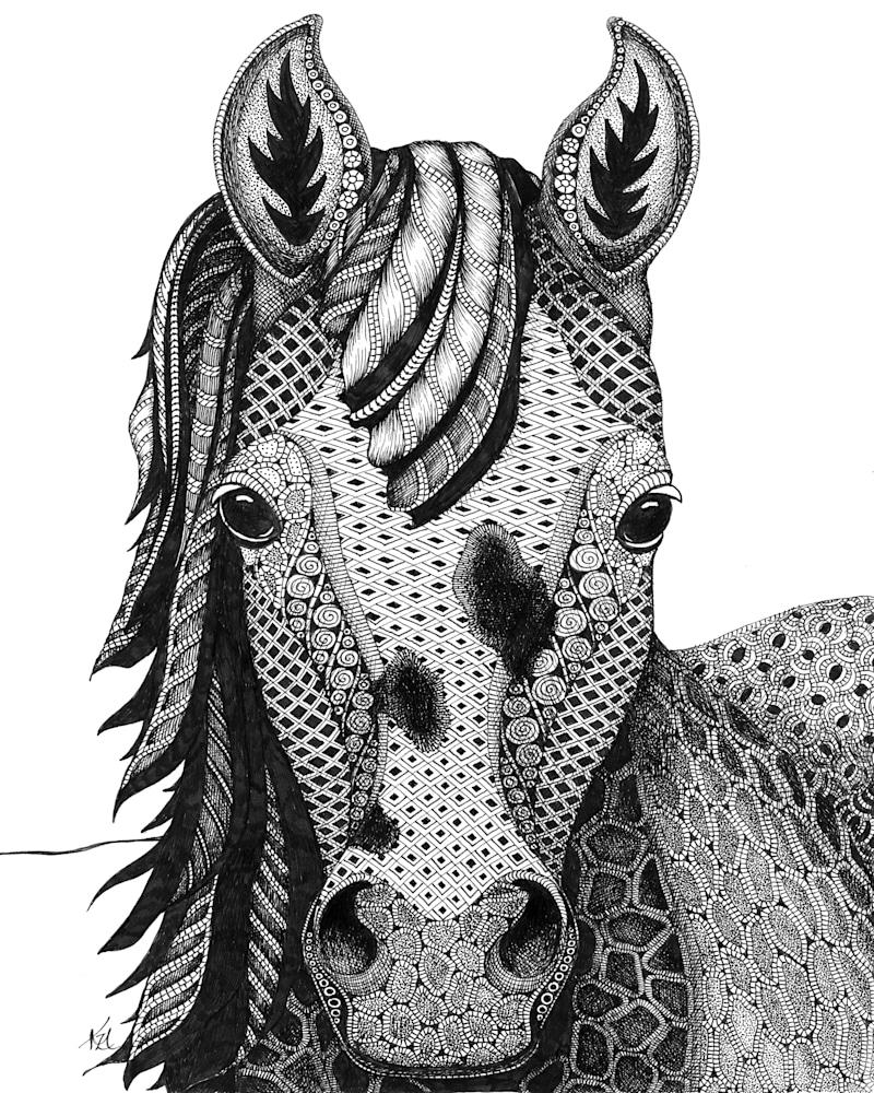 Horse POA