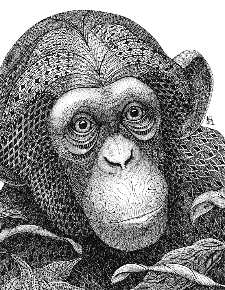 Chester Chimp  cropped