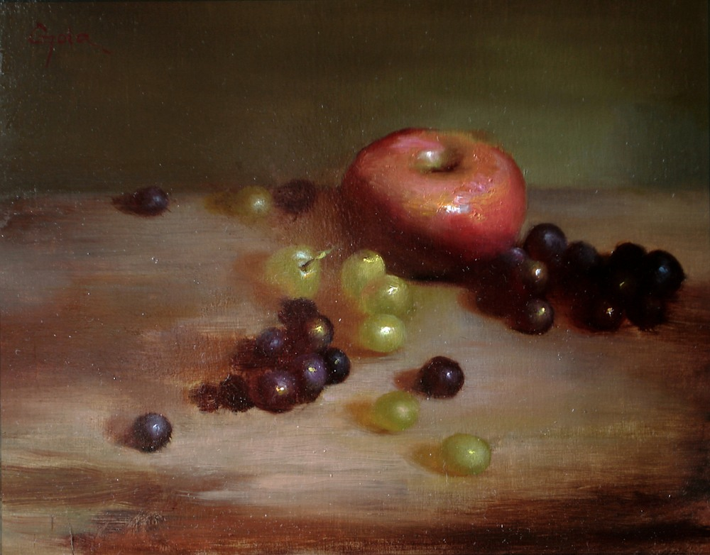 FruitOfTheDay painting