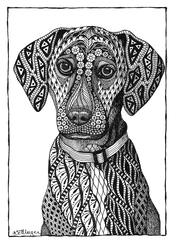 hound brindle