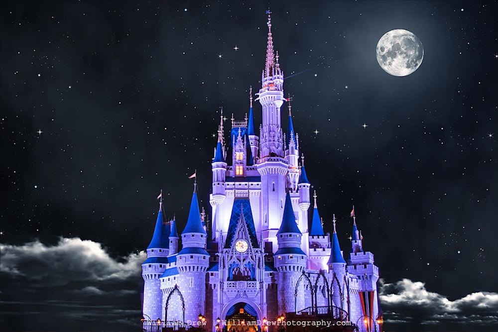 Cinderella White Moon sm
