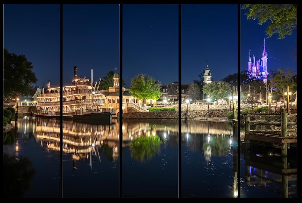 Magic Kingdom Reflections