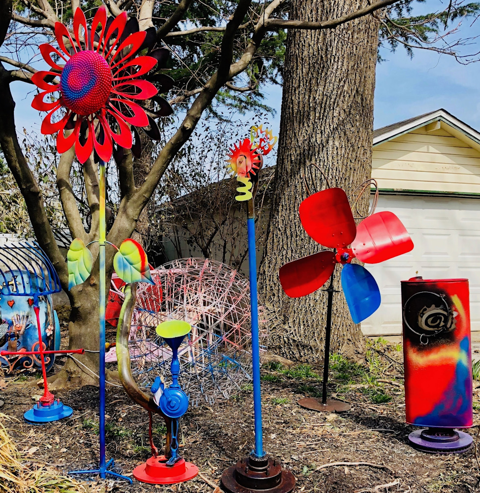 sculpture garden crop
