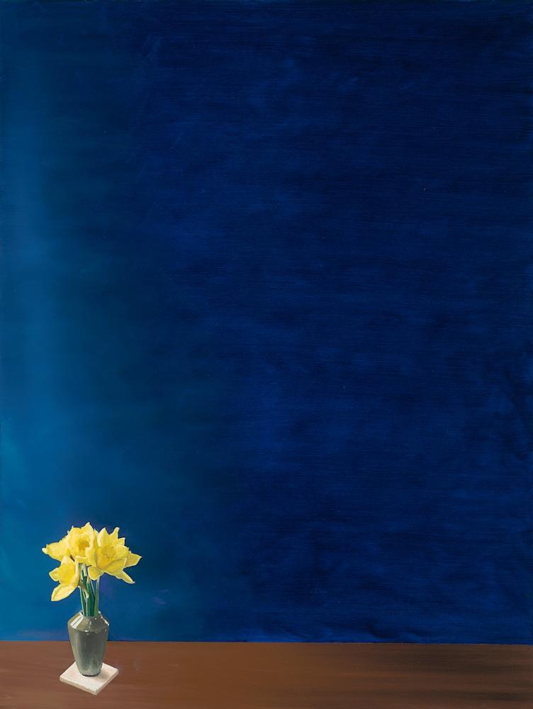 20587 Brendan Kramp 7   Study in Blue with Daffodils web