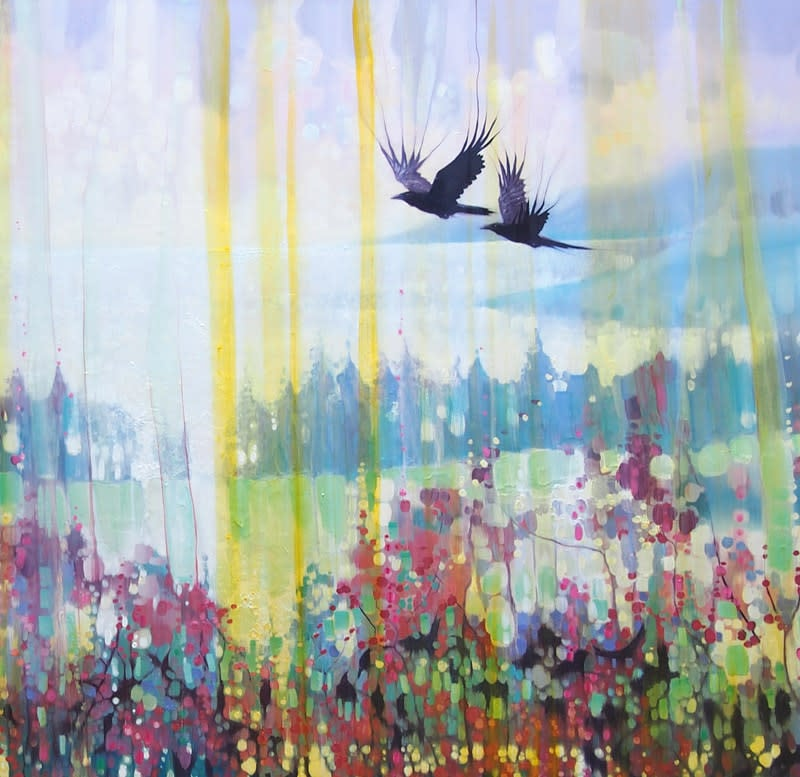 Through the Veil by Gill Bustamante d2 S
