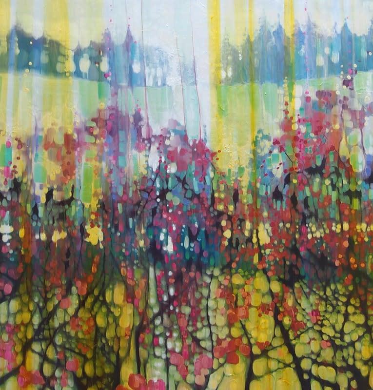 Through the Veil by Gill Bustamante d3 S