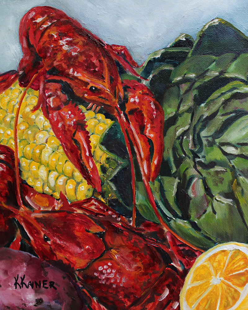 Crawfish 8x10 300
