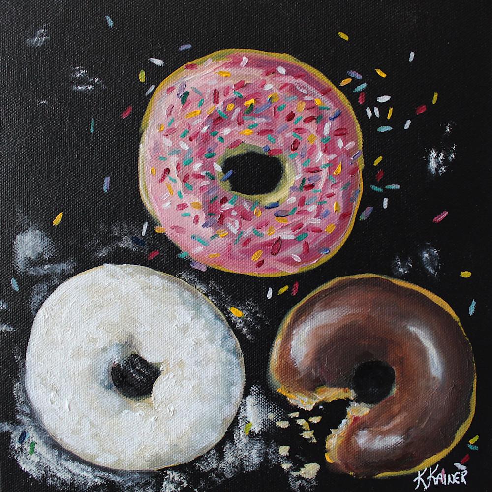 Donuts trio 300