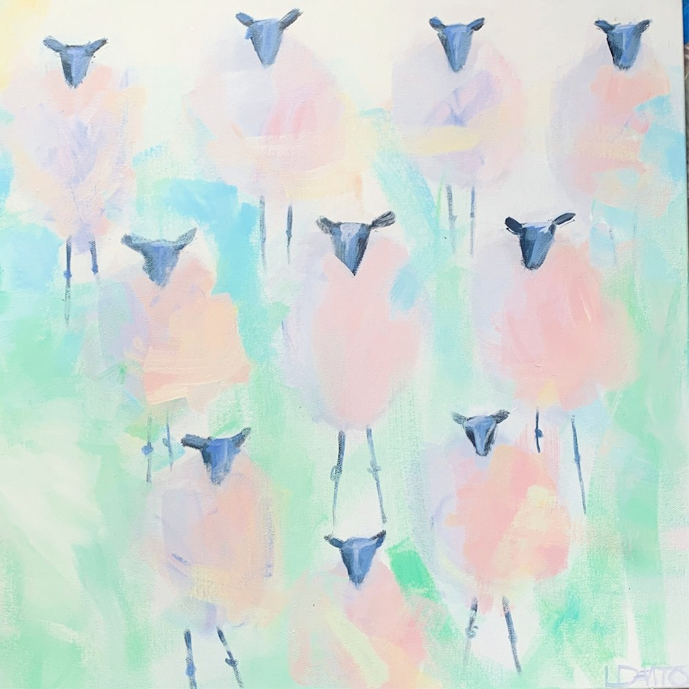 TEN SHEEPS TO THE WIND