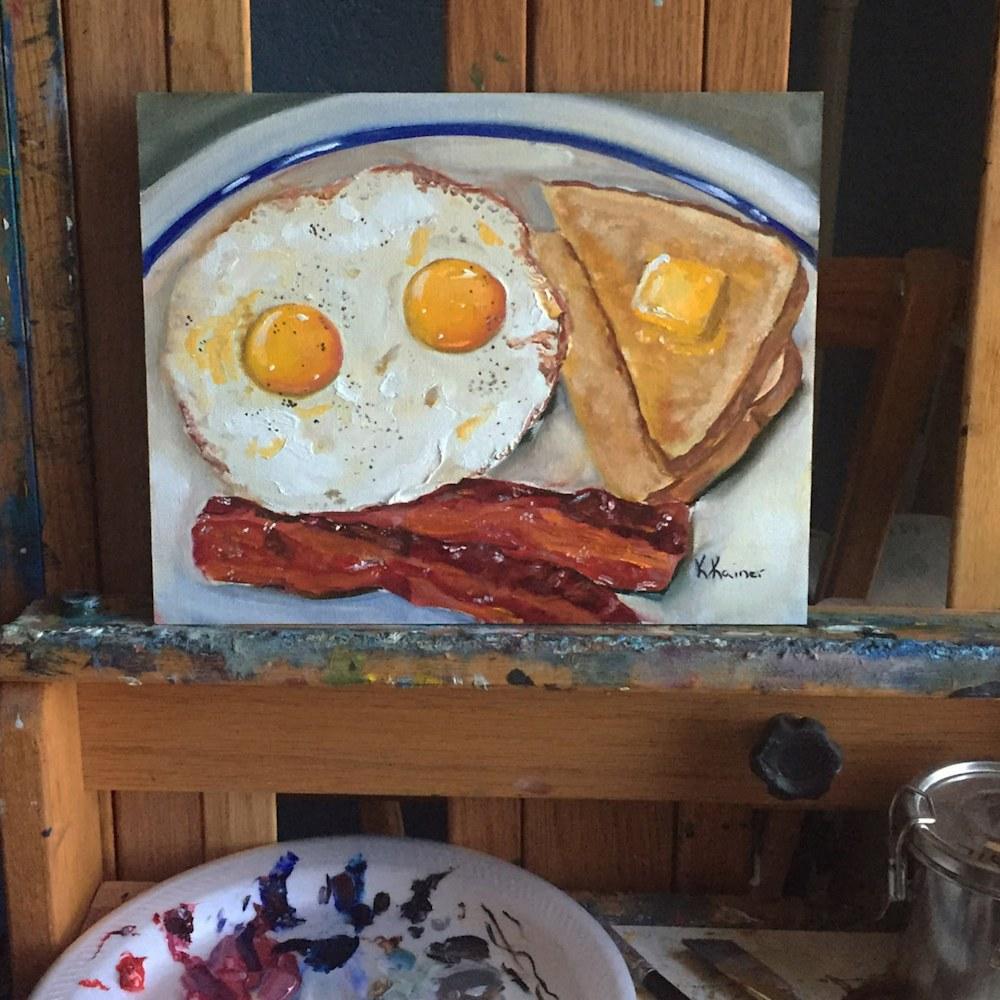 breakfast d