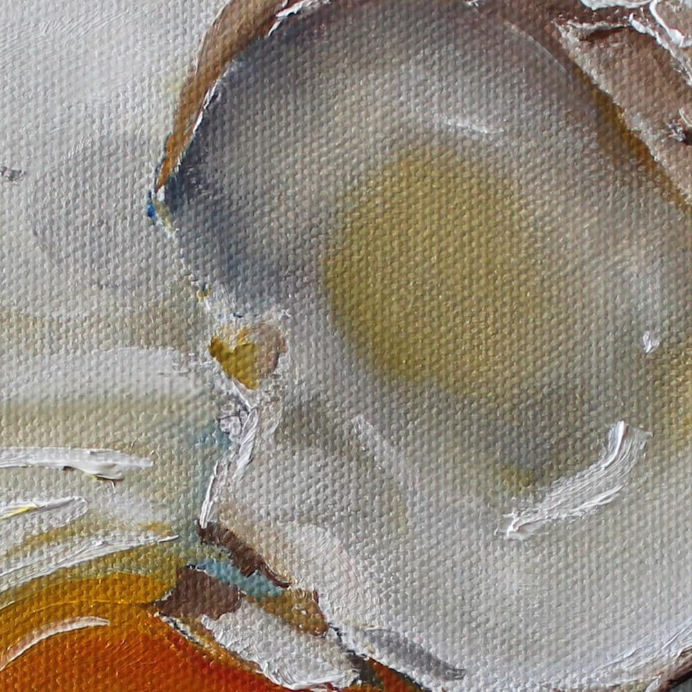 Cracked Egg 12x9 3