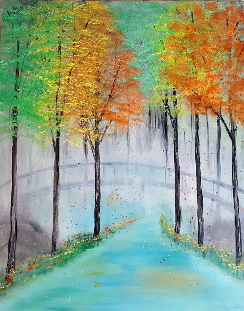 Fall Mist 1