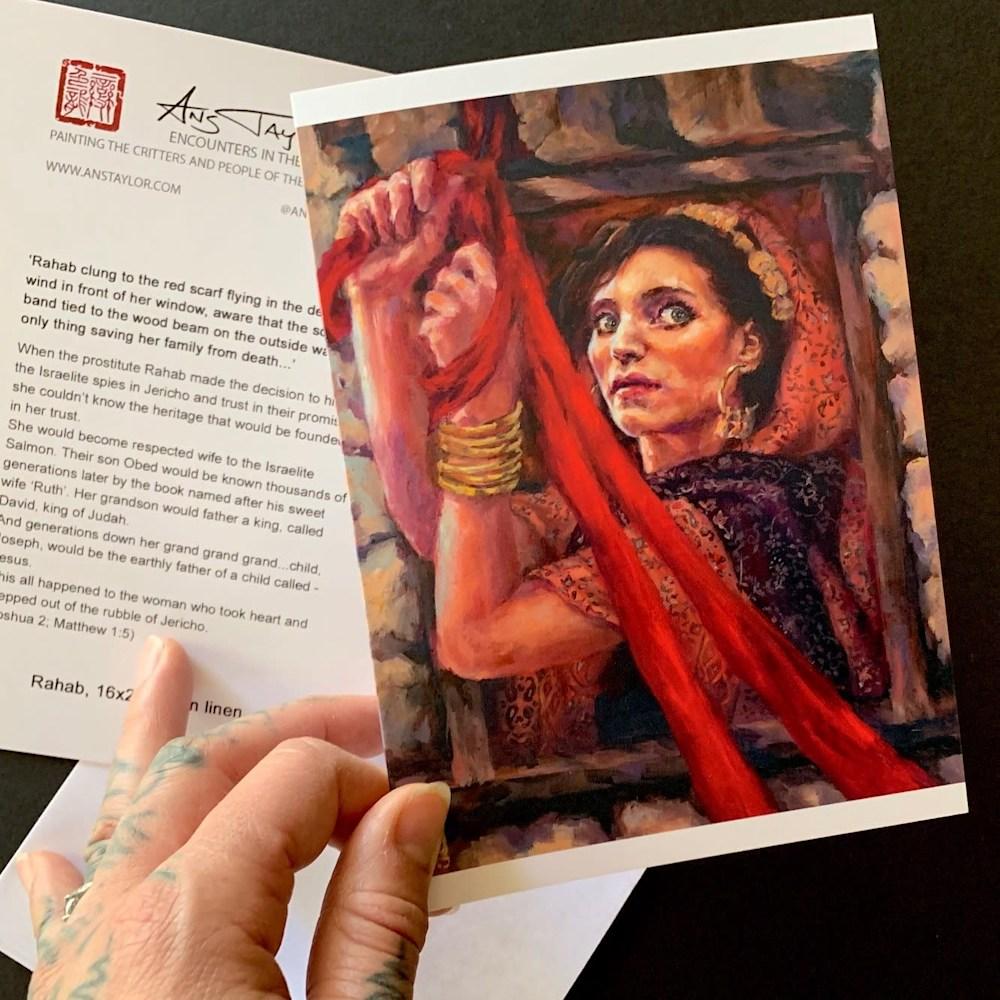 rahab card