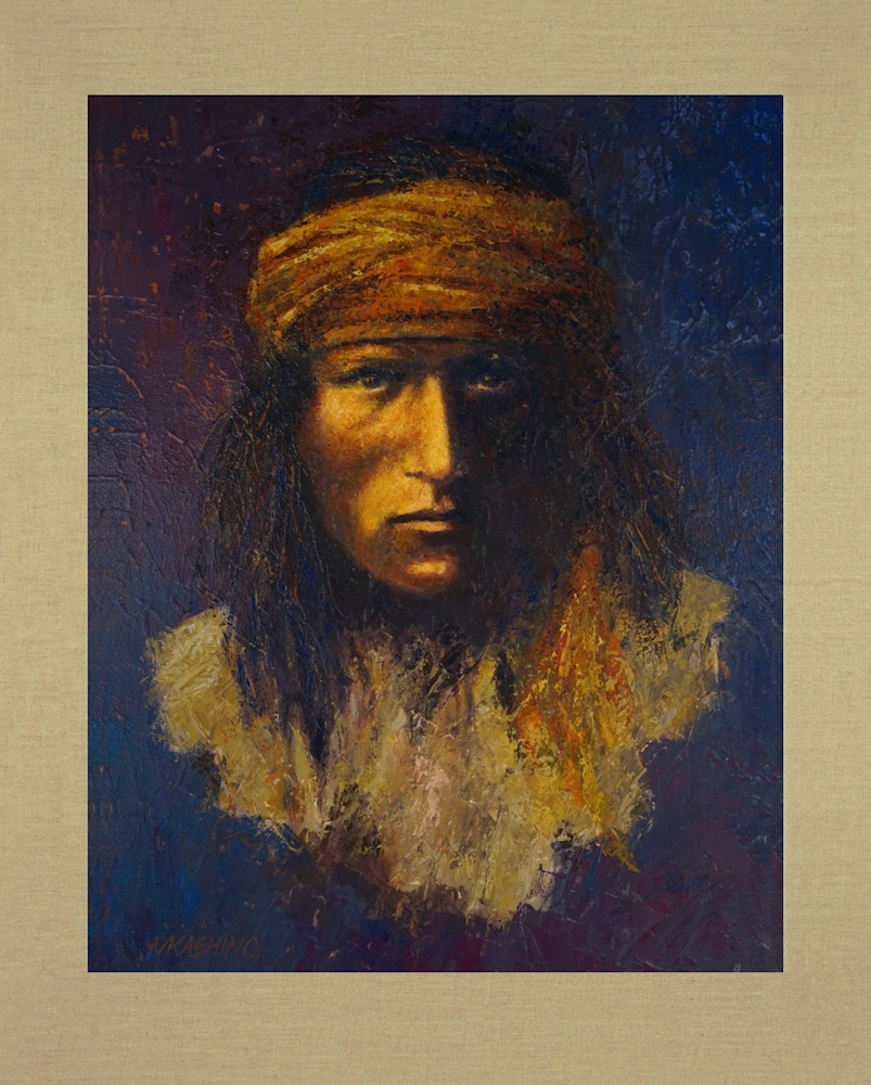 Naiche Last Chief of Chiricahua Apache Original