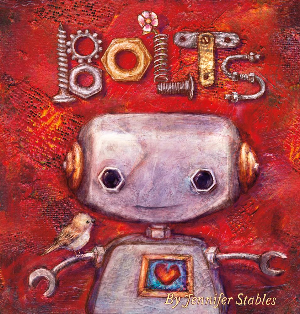 BOLTS by Jennifer Stables