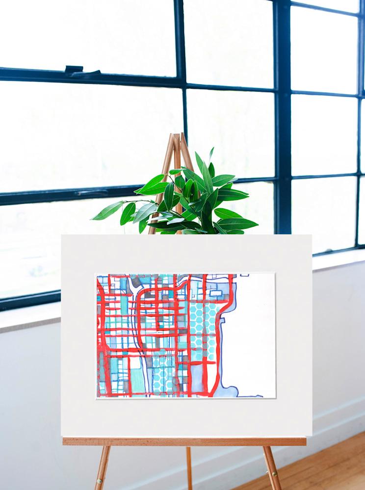 Chicago Drawings  Loop2