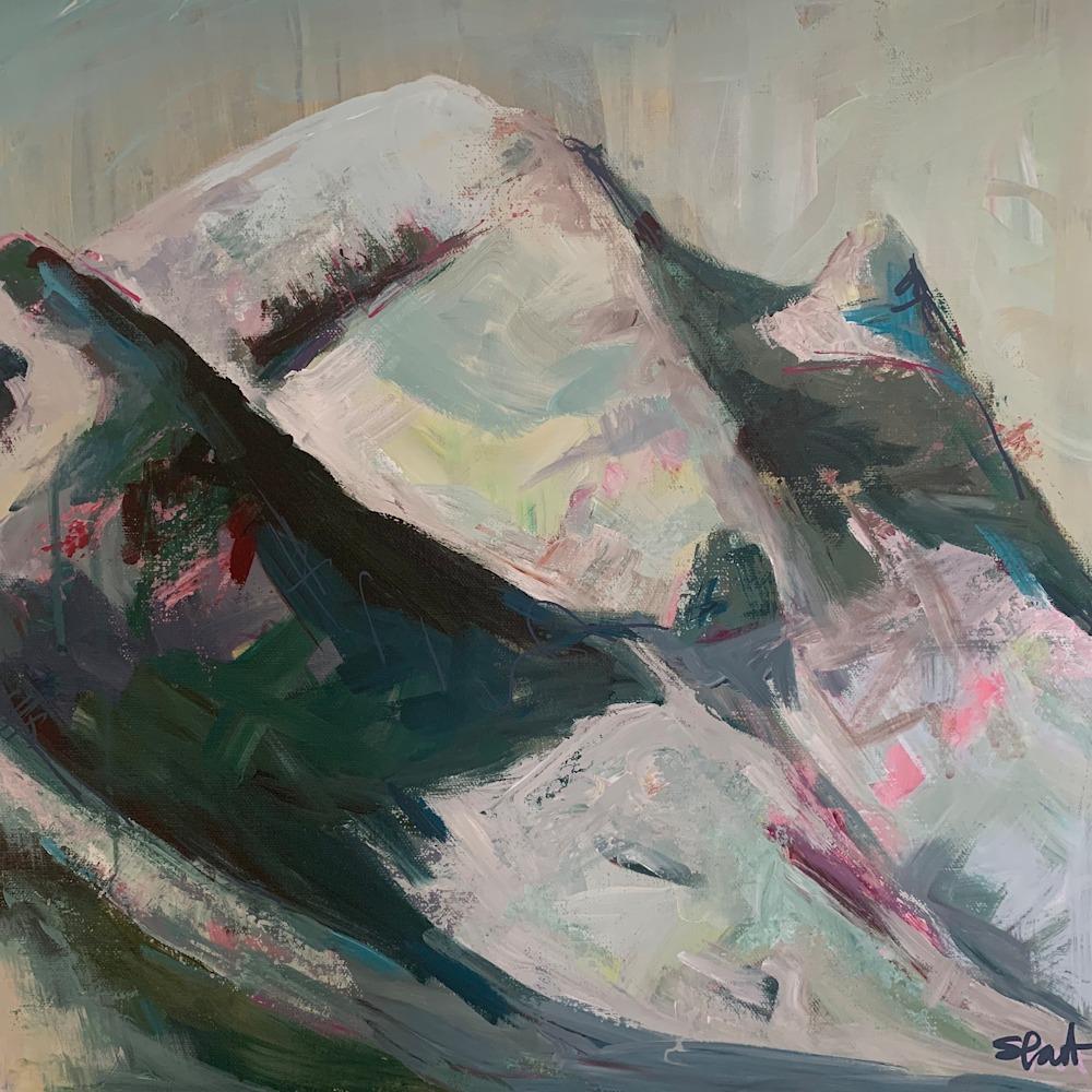 Lofty Peaks 40 x 40