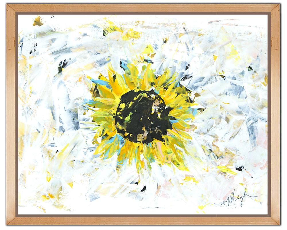 FramedChipboard Sunflower 13 T