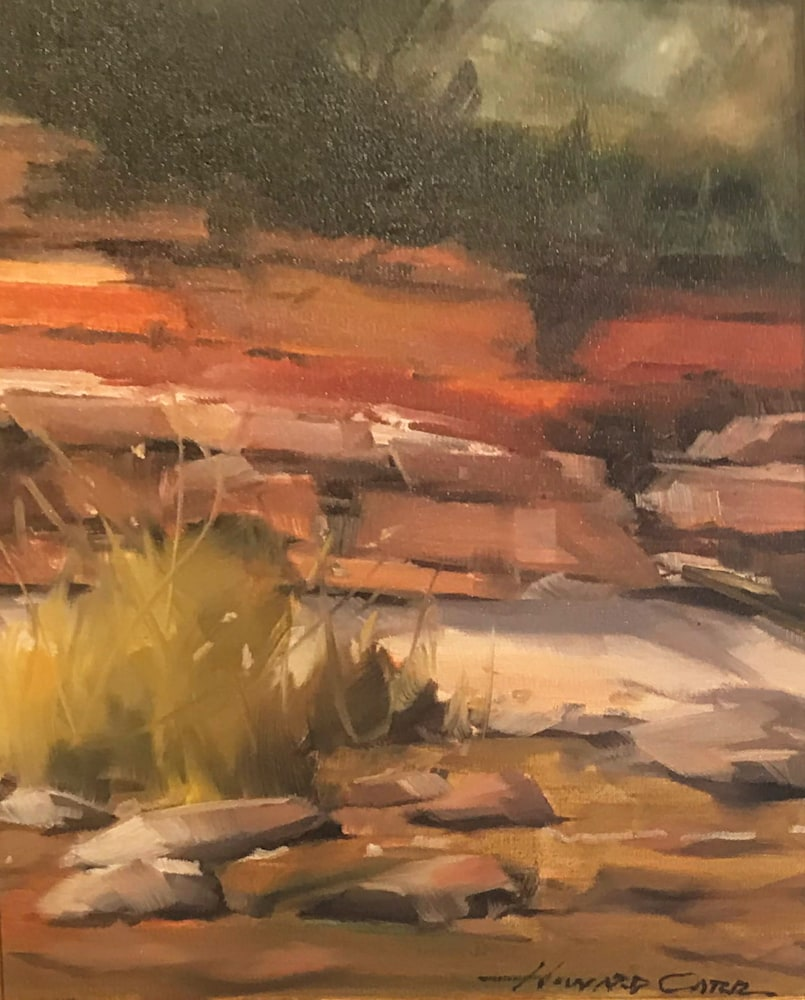 Arizona Colors Howard Carr