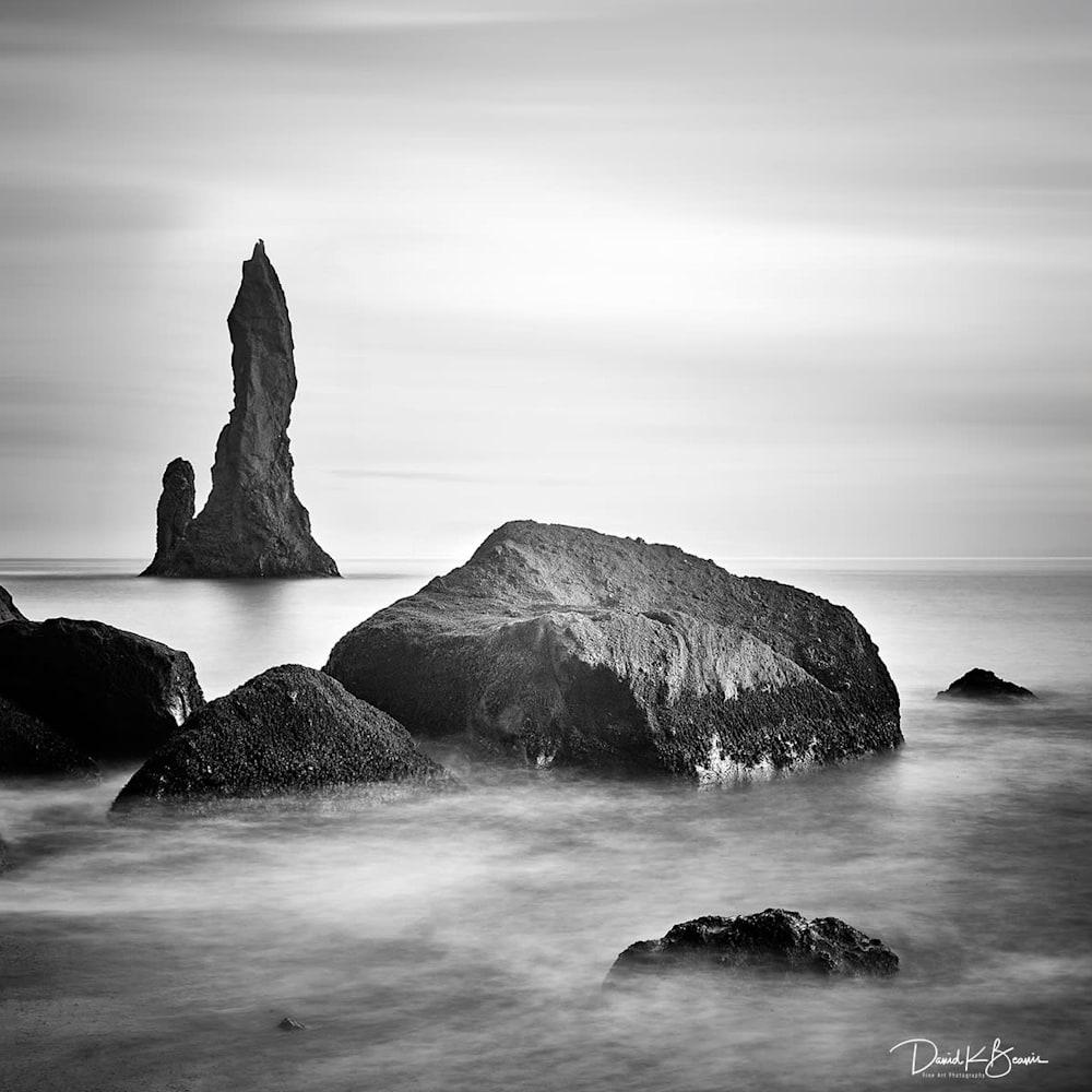 Iceland Beach Stack ysmzys