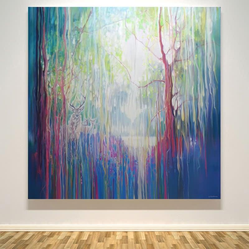 between worlds wall art S