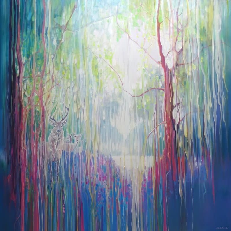 between worlds by gill bustamante 72 S