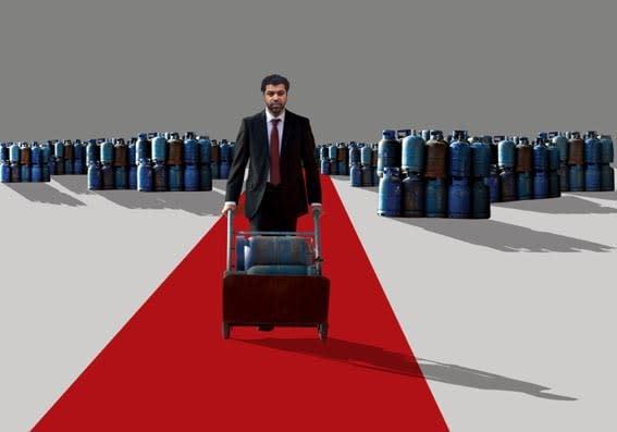 Act 1, Red Carpet, Mohammed Al Howajri 10
