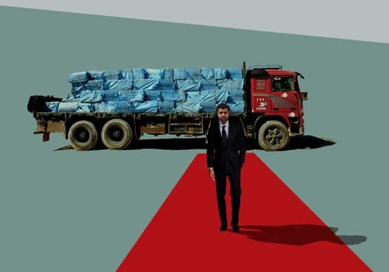 Act 1, Red Carpet, Mohammed Al Howajri 2