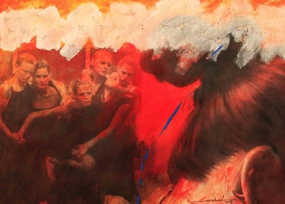 Act 1, Ruba in Red Fog, Wael Darweish