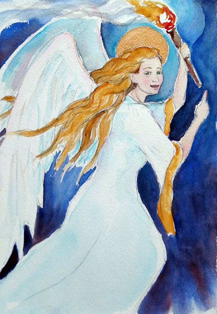 Lesley's Angel