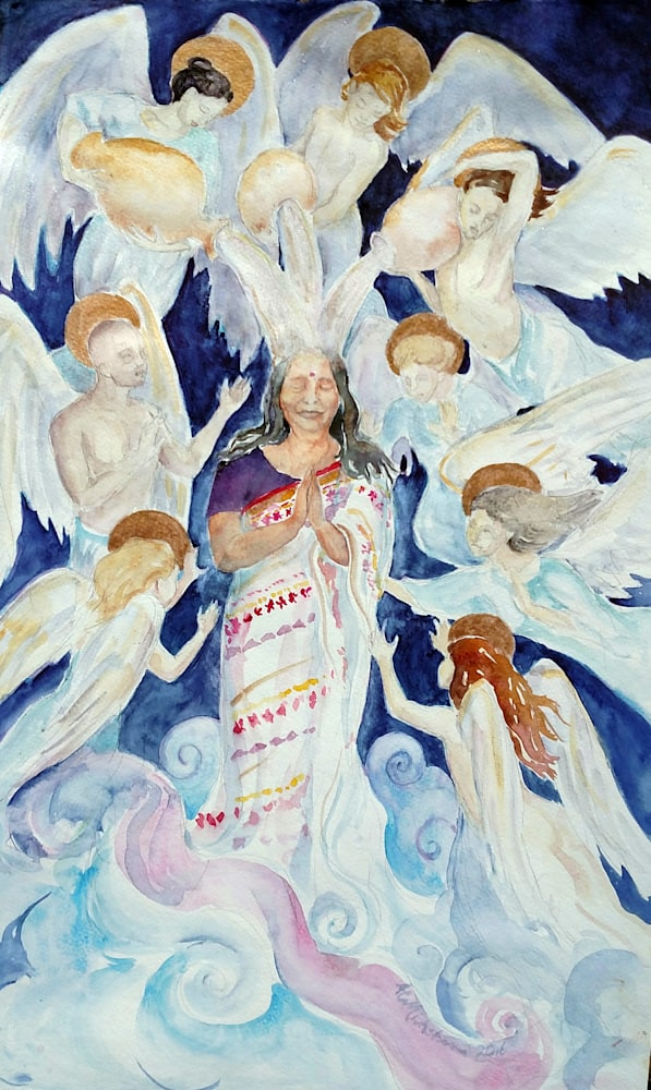 Ranjini and her Angels