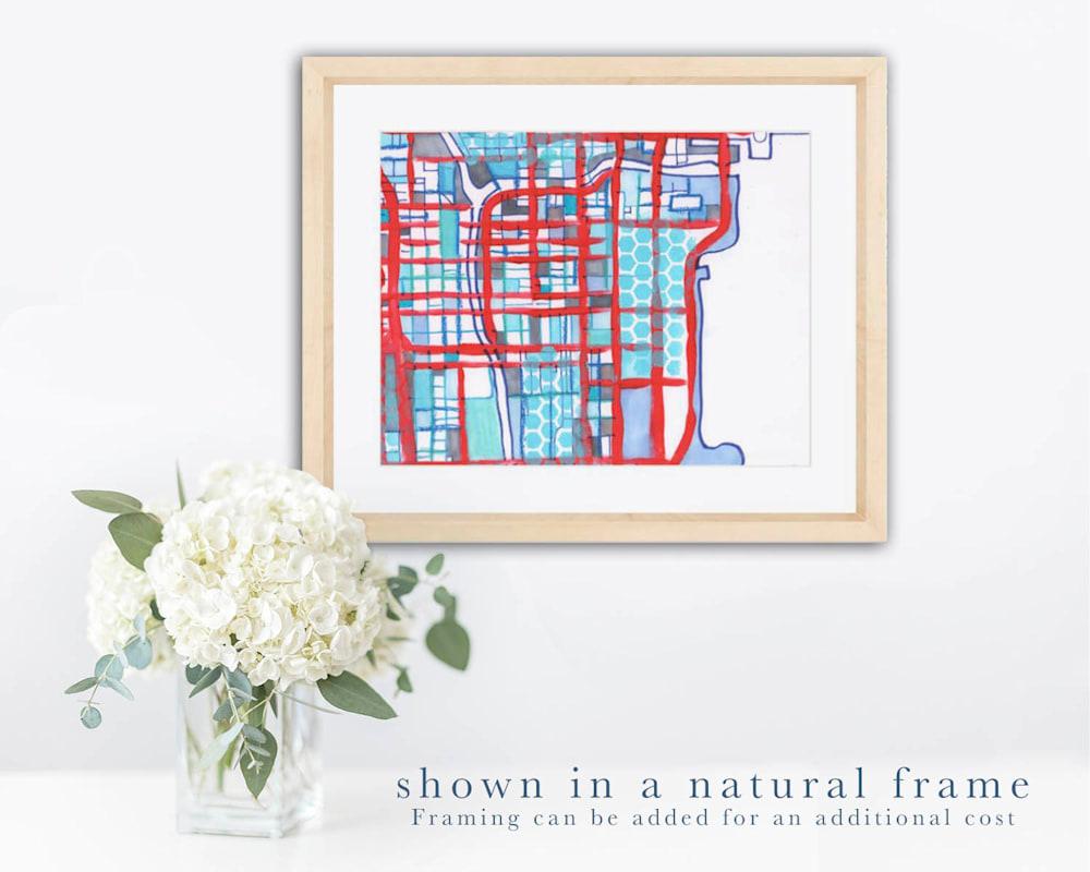 loop 2 natural frame