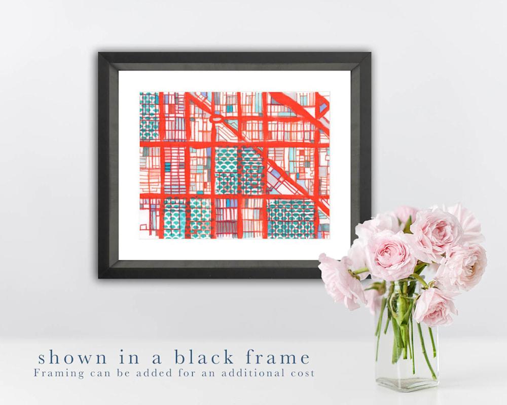 logan 2 black frame