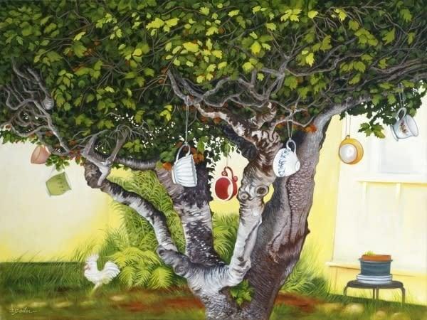 teacup tree of 12th street pacific grove