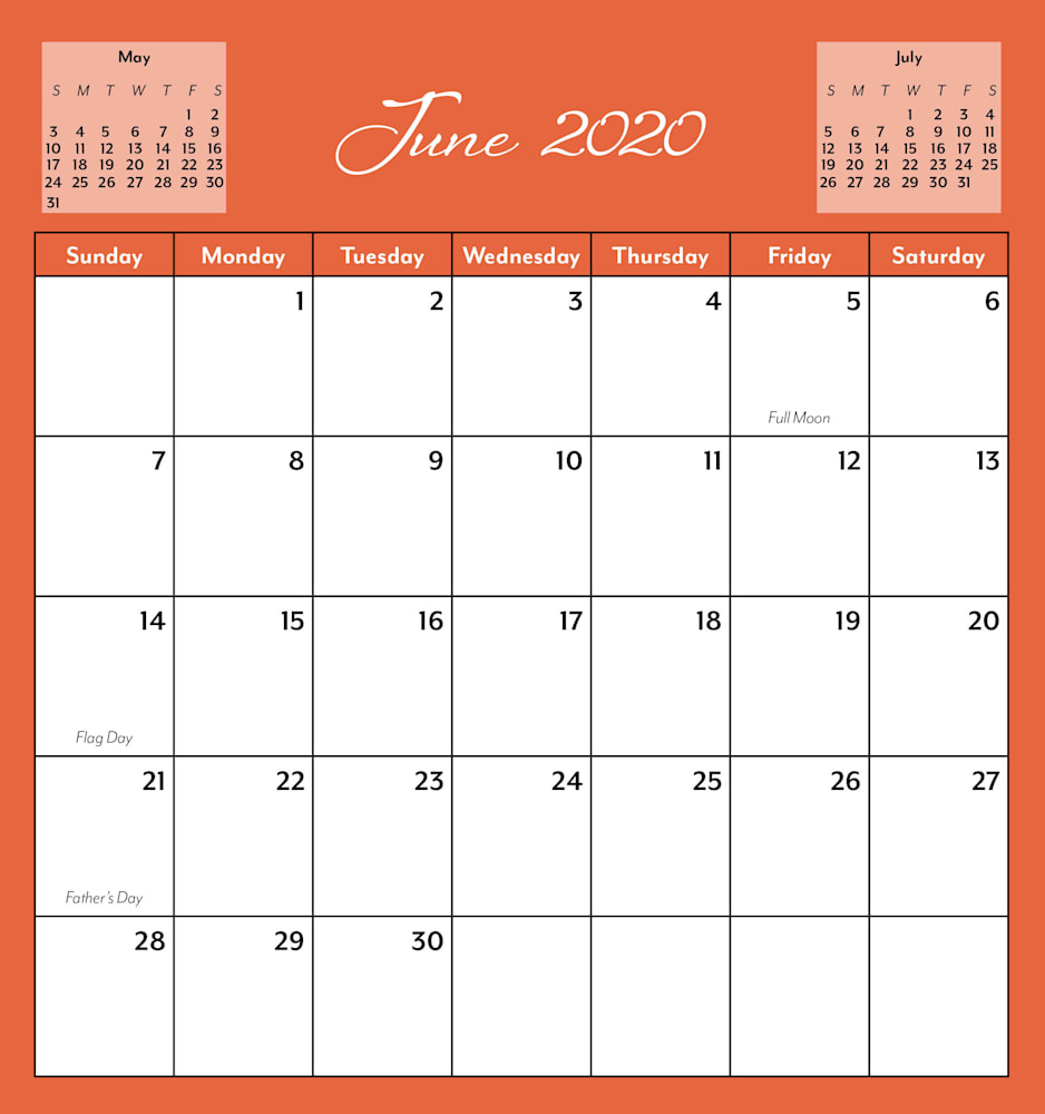 2020 Spirit Animal Calendar foxy lady pg 2