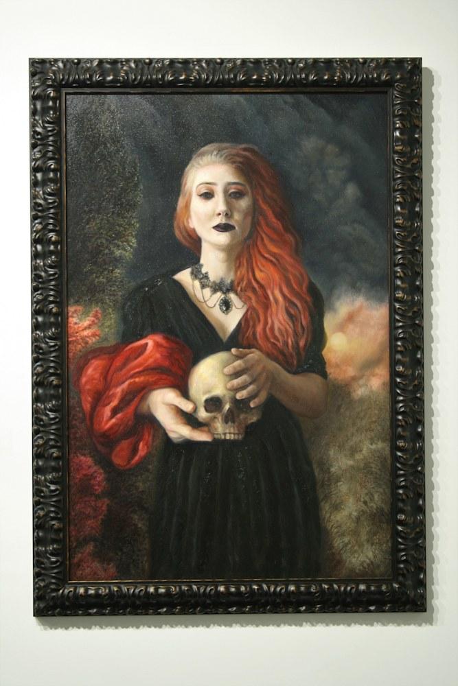 Nemesis (framed)