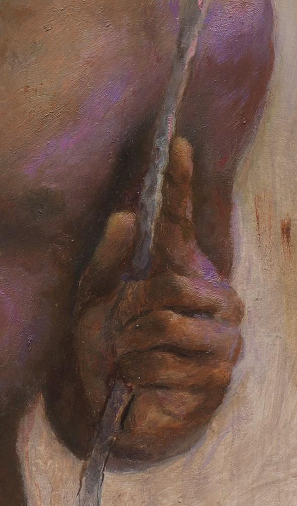 detail4   Osiris   Rafferty   Painting